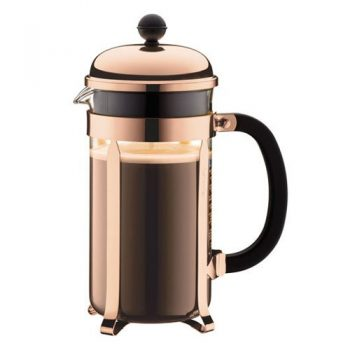 Echter Klassiker: Die Bodum French Press