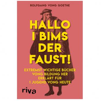 Hallo i bims der Faust!