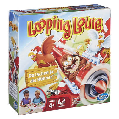 Party-Spiel: Looping Louie