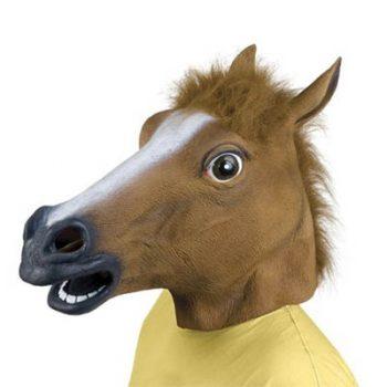 """""""Da steht ein Pferd auf dem Flur..."""""""