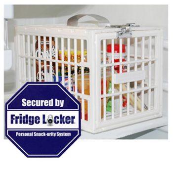 Der Käfig für den Kühlschrank