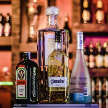 Sehr wichtig: Reserve an Alkohol und Co.