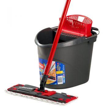 Gutes Equipment für eine saubere WG