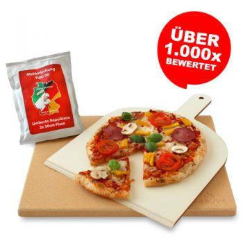 Pizza selber machen wie ein Italiener
