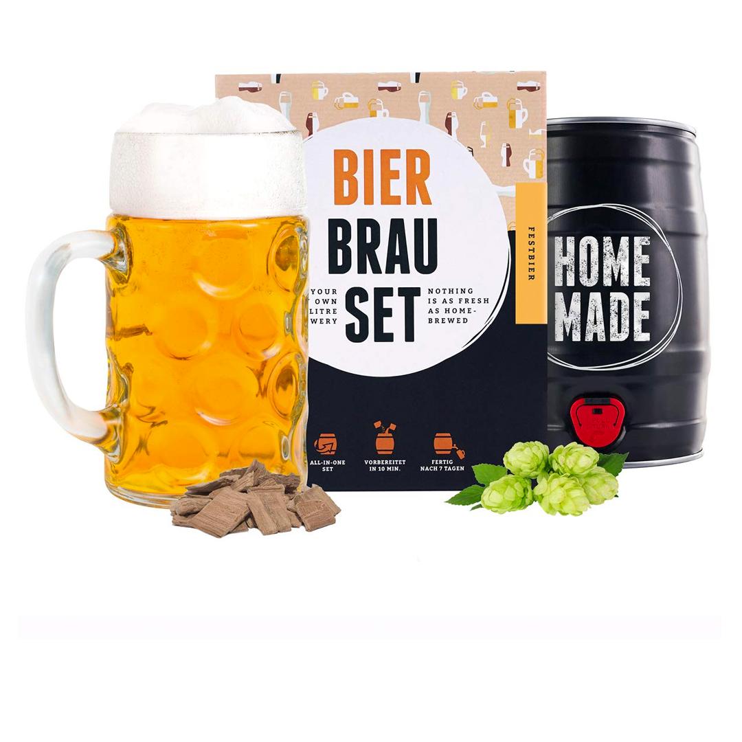 Brau dein eigenes Bier!